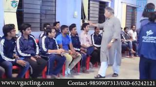Acting Classes By Great Actor Mr.Vikram Gokhale  - nero7070 , Others
