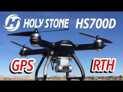 Holy Stone HS700D Brushless 5G WiFi FPV  2K FHD Camera GPS Drone - UC9l2p3EeqAQxO0e-NaZPCpA