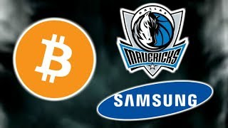 BITCOIN ADOPTION By Dallas Mavericks & Samsung - Seed CX Physically Settled Bitcoin Derivative