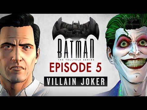 Batman: The Enemy Within - Episode 5 - Same Stitch (Villain Joker - Full Episode) - UCl2Ae8IzmEusR43OL9HNcKQ