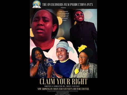 Claim Your Right Movie