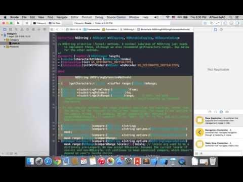 iOS Programming Course (Arabic) | 04- More in Classes