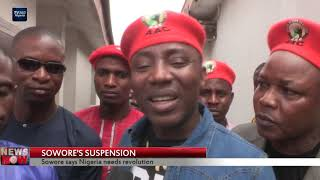 African Action Congress rejects court ruling on Sowore