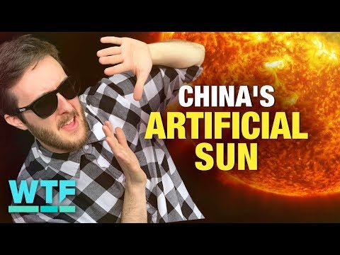 China's artificial sun to be completed this year   What the Future - UCOmcA3f_RrH6b9NmcNa4tdg