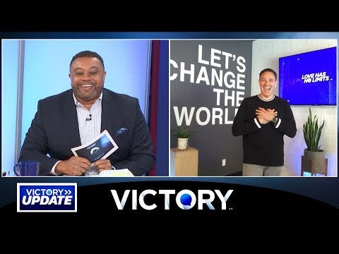 VICTORY Update:  Monday, June 8, 2020 with Chris Estrada