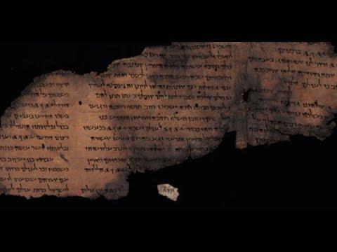 Breaking: Ancient Secret Message On Dead Sea Scrolls
