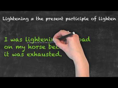 Lightening vs Lightning vs Lighting - English Grammar - Teaching Tips