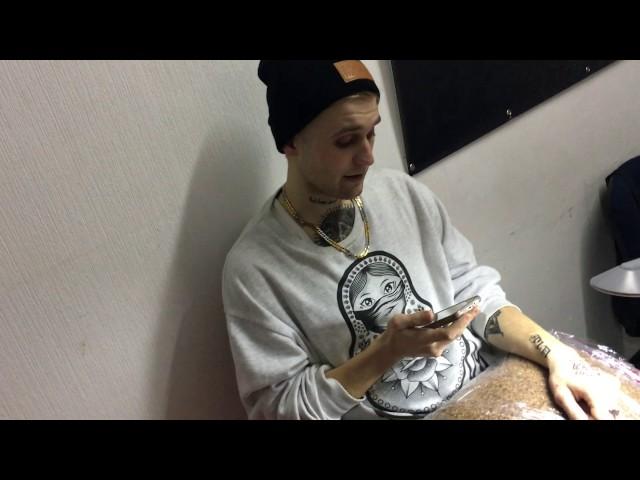 Леван Біашвілі - Відповіді на питання, нове тату, прем'єра пісні (2016)