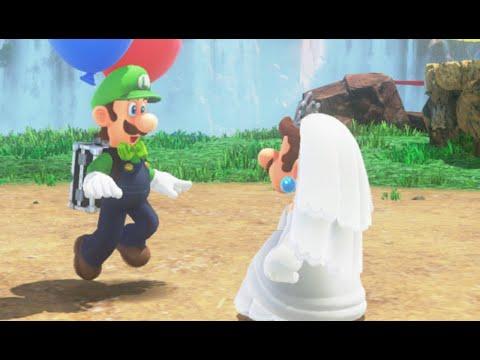 Luigi REACTS to Costumes in Super Mario Odyssey - UCKy1dAqELo0zrOtPkf0eTMw