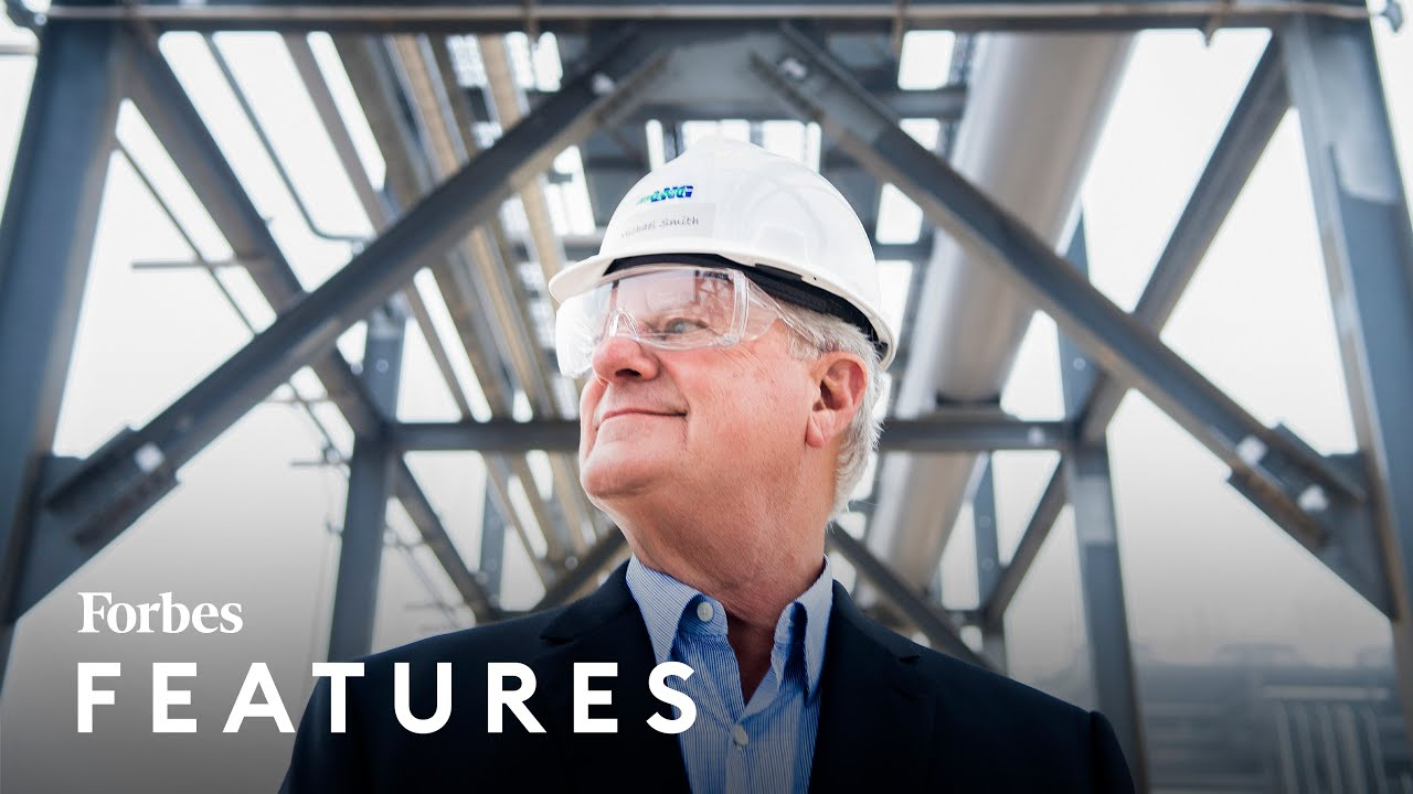 How Michael Smith Built A $14 Billion Natural Gas Plant In Texas | Forbes