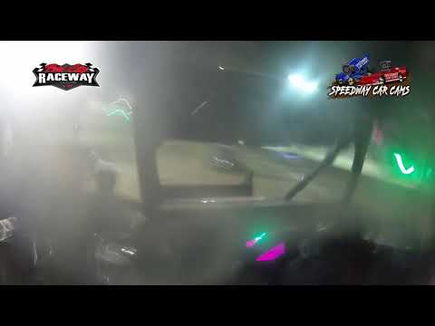 #9 Abigayle Lett - Restricted Micro - 5-1-2021 Port City Raceway - In Car Camera - dirt track racing video image