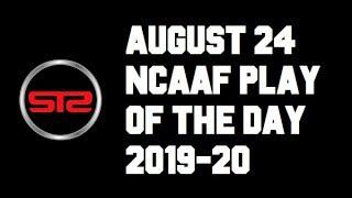 8/24/19 Free #NCAAF Picks Today Week 1 - College Football Picks ATS Tonight #Arizona #Hawaii