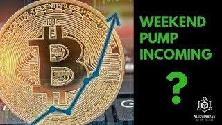 Weekend pump incoming?!