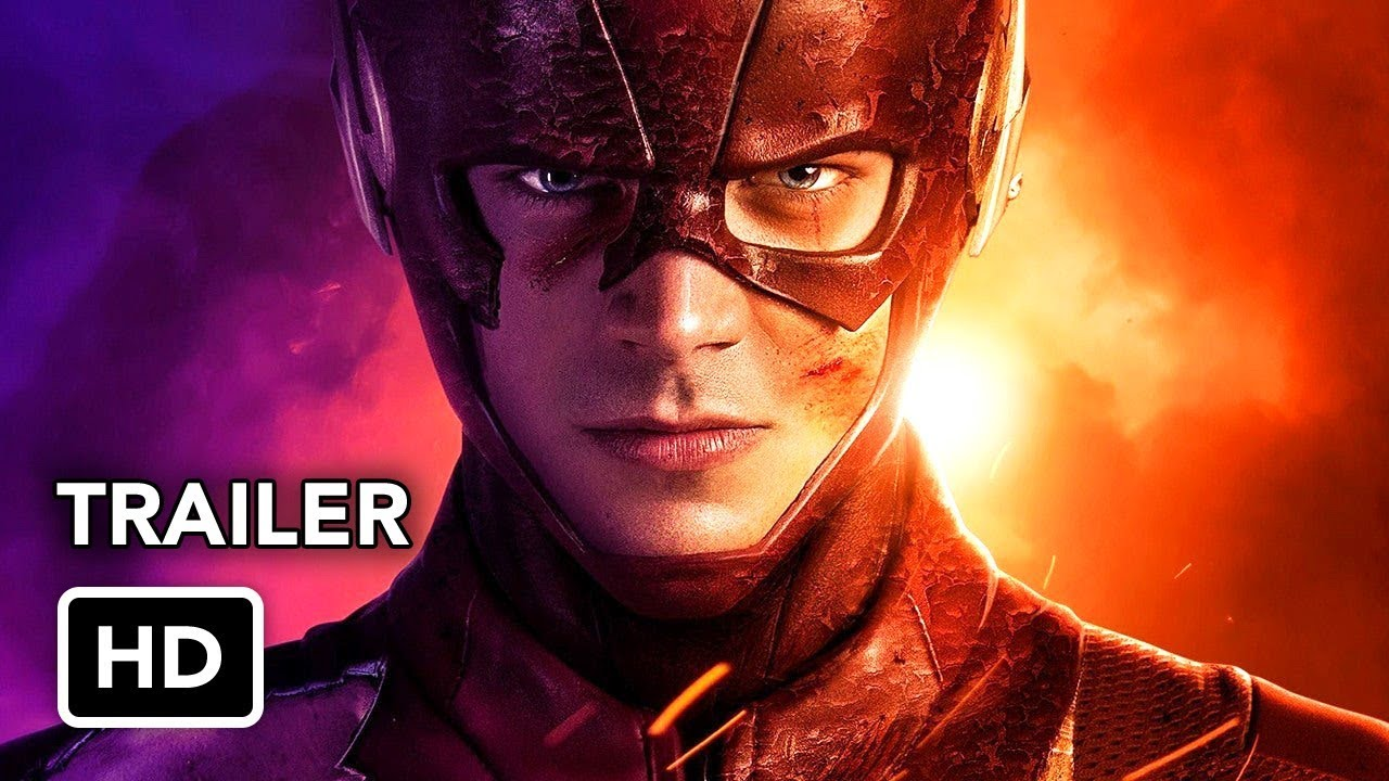 The Flash Season 6 Comic-Con Trailer (HD) Thumbnail