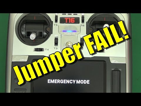 Why I won't be using MY Jumper T16 transmitter - UCahqHsTaADV8MMmj2D5i1Vw