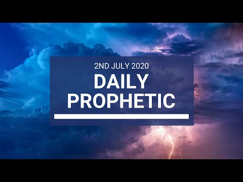 Daily Prophetic 2 July 2020 5 of 10