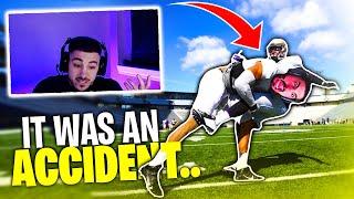 I Accidentally Broke His Leg... (Story Time) | Apex Legends | Battle Royale