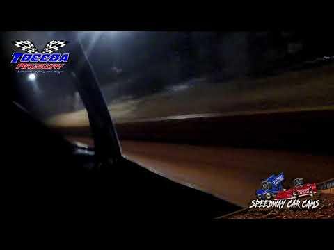 #4 Terry Calhoun - Mod Street - 10-23-21 Toccoa Raceway - In-Car Camera - dirt track racing video image