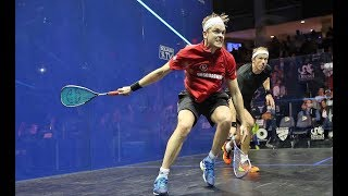 LIVE - Squash : Edinburgh Sports Club Open - Edinburgh (Scotland) 2019
