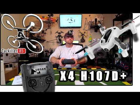 Hubsan X4 H107D+ Mini FPV REVIEW TEST DEMO / Résultats du concours !!! - UCPhX12xQUY1dp3d8tiGGinA
