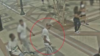 GA: New video released of suspect wanted in connection to block party shooting