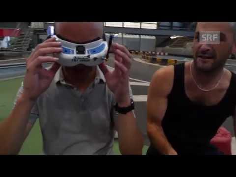 FPV-Racing mit Quadrokopter-Renn-Drohnen: So geht das! - UCqNL83581wbf9pv_wHV0Zaw