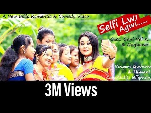 Selfi lwi agwi/ new bodo video - UC0ioqYlYJqray3zBE7NMDbA