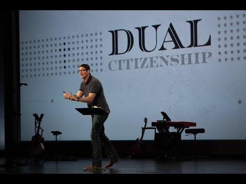 The Village Church Sunday Service - 11/01/2020 - Matt Chandler - Citizens of Earth