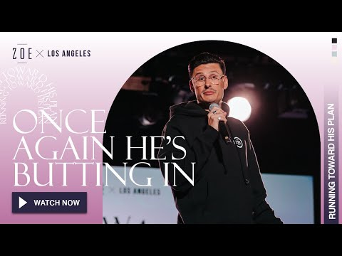 Once Again He's Butting In  Chad Veach