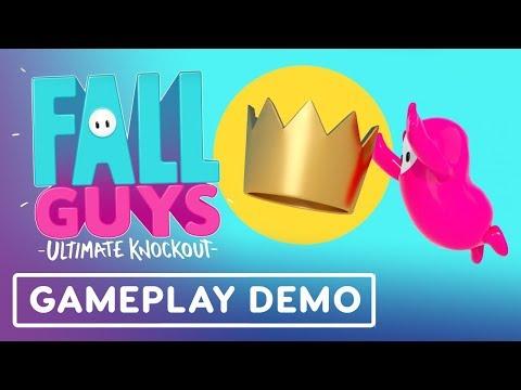 Fall Guys Is The Funniest Battle Royale Yet - IGN LIVE   E3 2019 - UCKy1dAqELo0zrOtPkf0eTMw