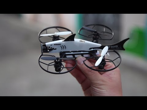 Show and Tell: Fat Shark 101 FPV Quadcopter - UCiDJtJKMICpb9B1qf7qjEOA