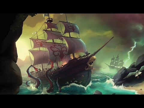 Sea of Thieves: Reacting to Our First Kraken Attack - UCKy1dAqELo0zrOtPkf0eTMw