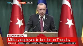 Erdogan speaks about establishment of 'peace corridor' in Syria