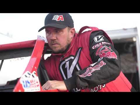Ogilvie Raceway Mod Wars July 16-17 - dirt track racing video image