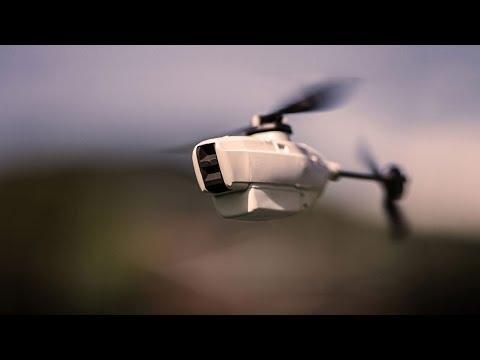 Nano UAV - Black Hornet - PD-100 PRS - UCaTpiS0hh66LwD-SsjKNXDQ