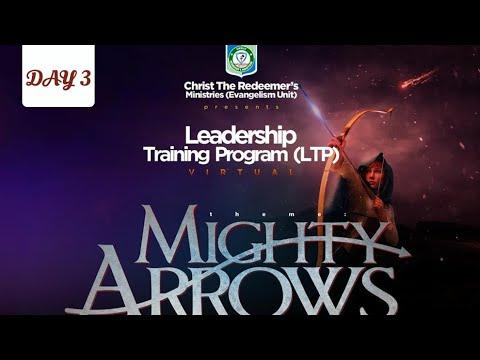 CRM LEADERSHIP TRAINING PROGRAM 2020 - DAY 3 EVENING SESSION