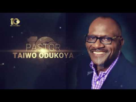 The Unique Grace of God  Anniversary Sunday Service with Pastor Taiwo Odukoya (25-10-2020 )