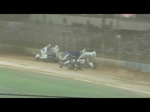 @Petrolfumes : The Sprintcar Feature from Baypark 4 Jan 2020 - dirt track racing video image