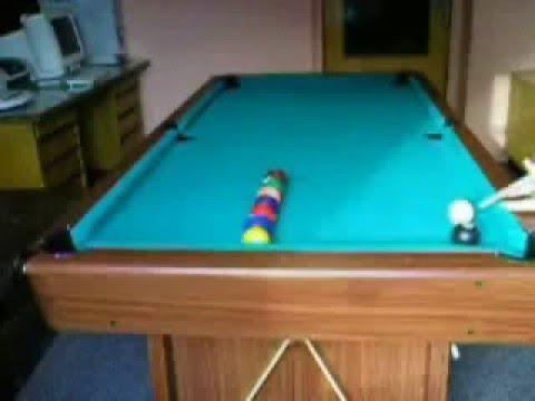 Amazing billiard tricks
