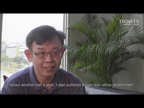 Trinity Christian Centre - Eric Wan Testimony
