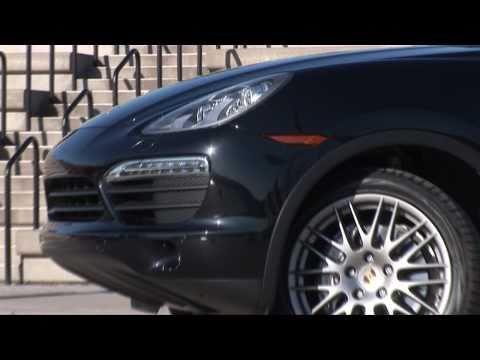 2011 Porsche Cayenne S Drive Time Review
