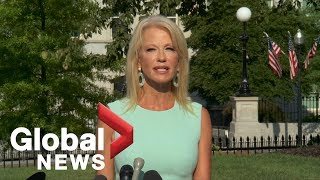 Kellyanne Conway calls recession the