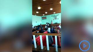 Chaos erupts in West Pokot County assembly as members disagree on Punguza mzigo bill