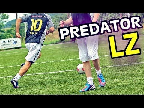 a2f00d2db189 Ultimate adidas Predator LZ Test | Lethal Zones | Play Test & Free Kicks |  english | freekickerz