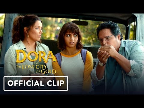 "Dora and the Lost City of Gold - ""Dangers of the Big City"" Official Clip - UCKy1dAqELo0zrOtPkf0eTMw"