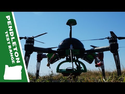 AgBOT Drone: Multispectral Camera and NDVI to Help Farmers - UC7he88s5y9vM3VlRriggs7A