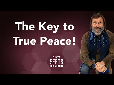 The Key to True Peace