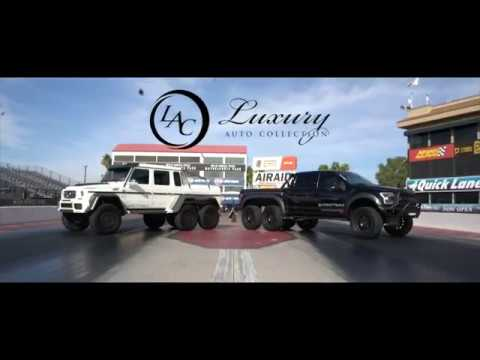 #6X6Challenge | Mercedes-Benz G63 AMG 6x6 BRABUS G700 vs Hennessey Performance 6X6 VelociRaptor - UCmz-Rt4ZT3rTwRcXlAqN1yA