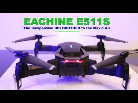 The EACHINE E511S GPS DRONE - Much quieter than the MAVIC AIR! - UCm0rmRuPifODAiW8zSLXs2A