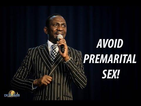 AVOID PREMARITAL SEX